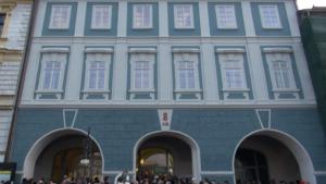 Rekonstrukce Veigertovského domu