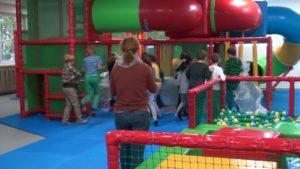 Otevření dětského centra Rimava