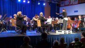 Koncert Kolínské filharmonie
