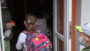 Návrat dětí do škol po karanténně 2020