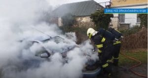 Kolínští hasiči v době pandemie