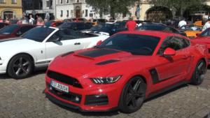 Sraz Mustang Riders