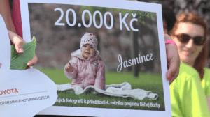 Běhej Borky pro Jasmínku